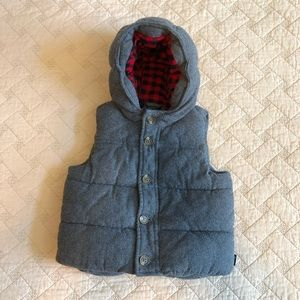 GAP / Baby GAP Vest 12-18M.  New without tags.
